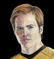 """Uhm...why can't I just call this """"Kirk """"????  This is dumb - star-trek fan art"""