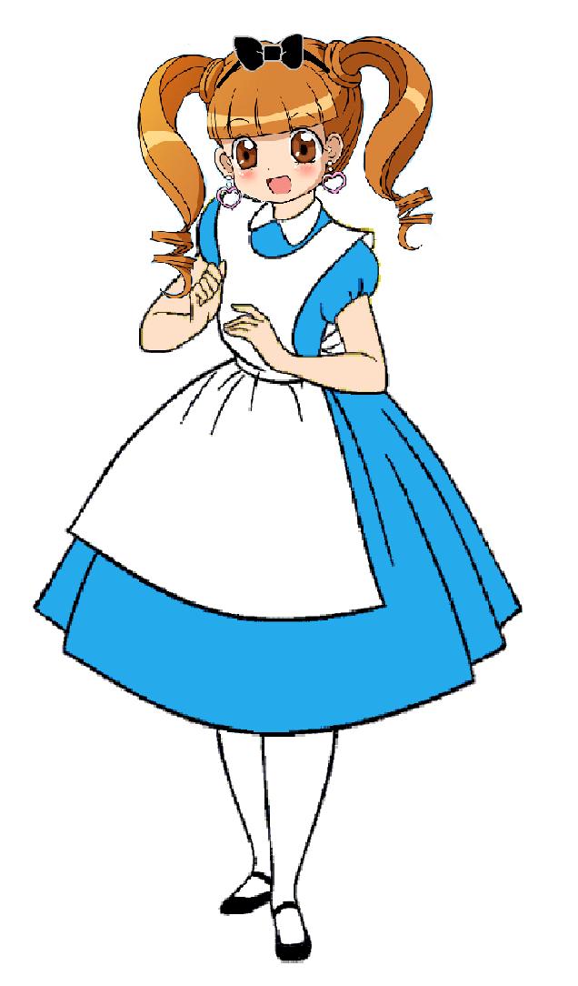 Uta Yumeno In Wonderland - Onegai My Melody Fan Art ...Onegai My Melody Uta And Kakeru
