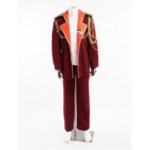 Uta no Prince-sama Jinguuji Ren Military uniform Cosplay Costume