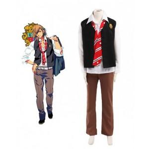 Uta no Prince-sama Jinguuji Ren Saotome Academy School Uniofrm Cosplay Costume