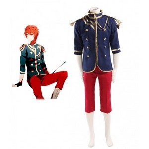 Uta no Prince-sama Otoya Ittoki Military uniform Cosplay Costume