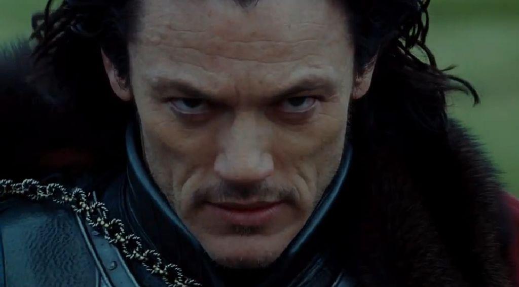 Luke Evans stars in Dracula Untold