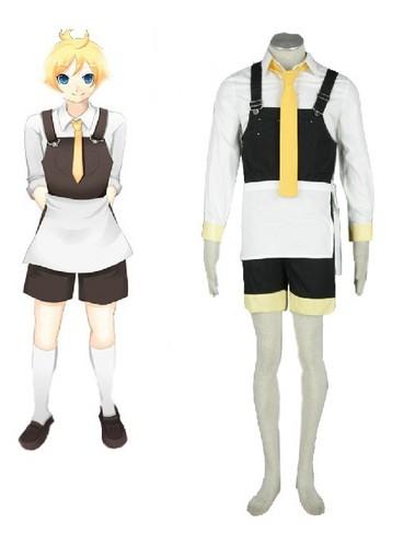 Rin und Len Kagamine Hintergrund called Vocaloid Alice Kagamine Len Cosplay Costume
