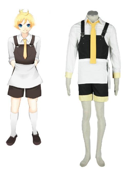Vocaloid Alice Kagamine Len Cosplay Costume