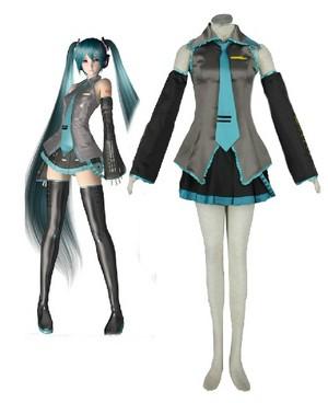 Vocaloid Hatsune Miku Costume
