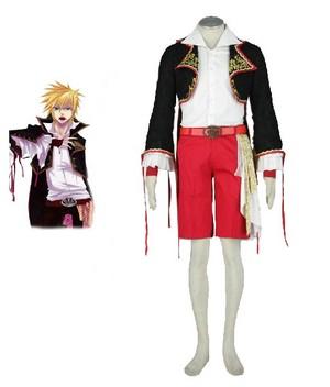 Vocaloid Kagamine Len cosplay costume - Sandplay of the 歌う Dragon
