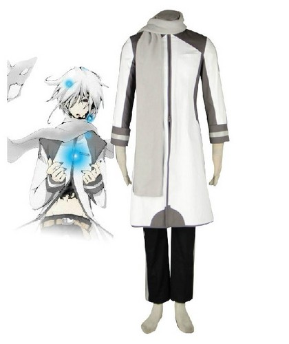 KAITO wallpaper possibly with a surcoat and a tabard called Vocaloid Kaito cosplay costume outfits