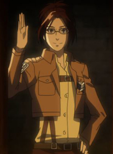 Waving Hanji!