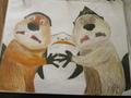 We're Sorry for all the random things we do!!!! - penguins-of-madagascar fan art