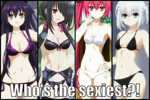Who's the Sexiest