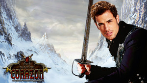 William Levy como Wilhelm en Este Pinche Corazon