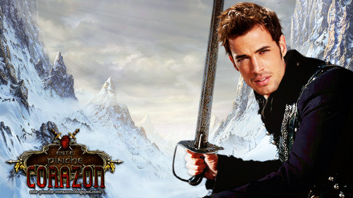 William Levy Gutierrez wallpaper entitled William Levy como Wilhelm en Este Pinche Corazon