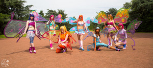 Winx Believix Cosplay