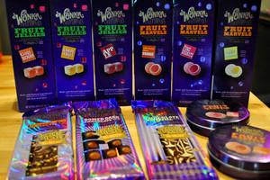 Wonka キャンディー Set