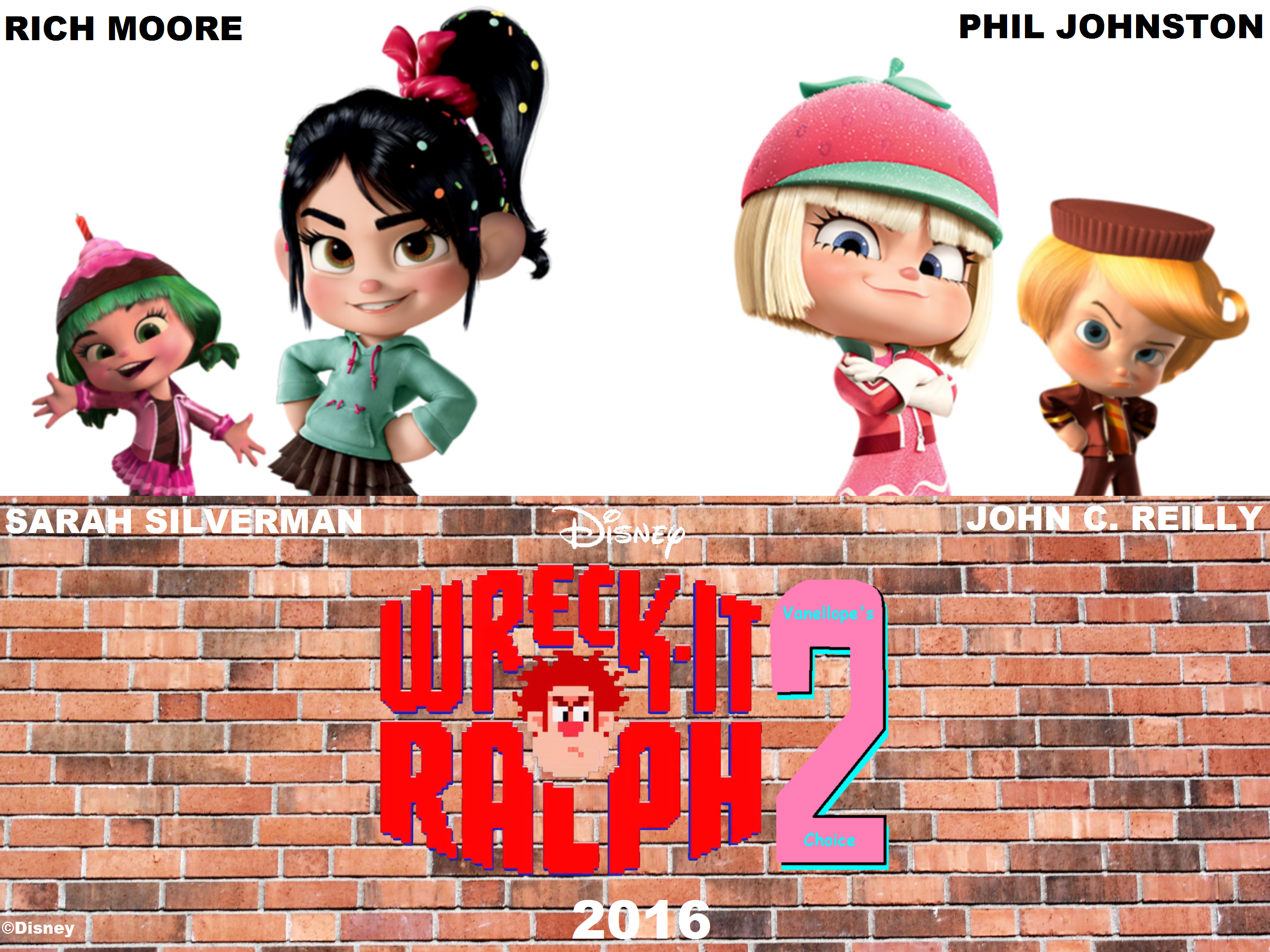 Wreck It Ralph 2 Release Date Blu-ray release date