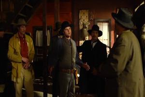 Wyatt Earp and friends