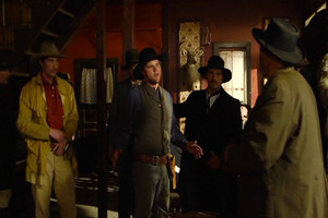 Wyatt Earp and フレンズ