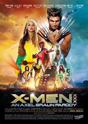 X-men Porno