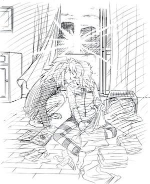 Yami Bakura x Ryou ♡