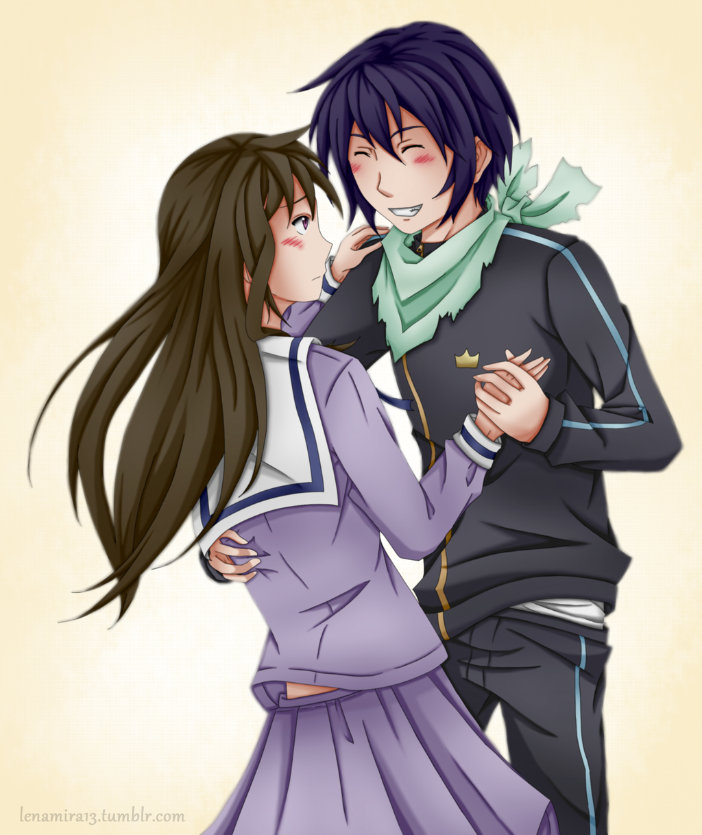 hiyori and yato relationship quiz