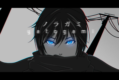 Noragami images yato hd wallpaper and background photos - Yato wallpaper ...
