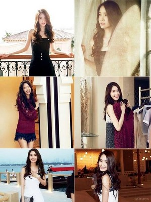 Yoona Cosmopolitan