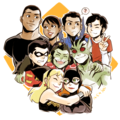 Young Justice Invasion Team - young-justice photo