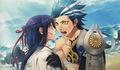 Yui and Takeru