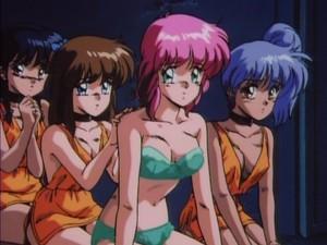 Yuka and the Girls