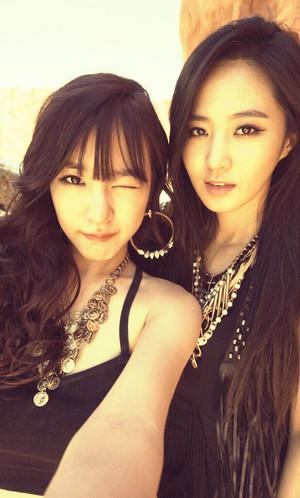 Yuri with Tiffany