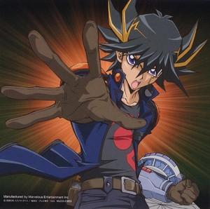 Yusei Fudo: Yu-Gi-Oh! 5Ds