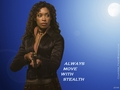 always move with stealth - gina-torres wallpaper