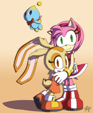 amy and cream
