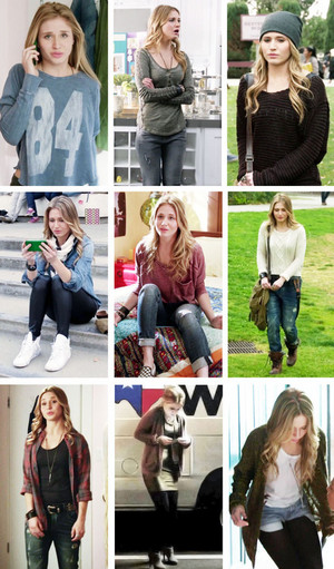 amy's outfits