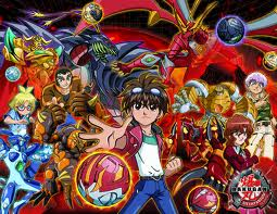 bakugan is awesome!
