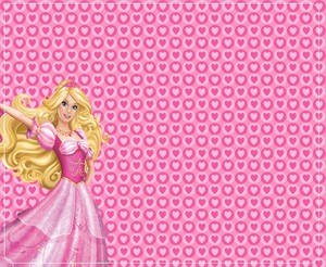 barbie jantung wallpaper
