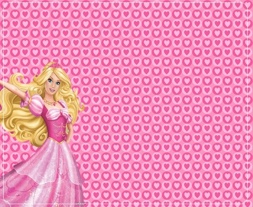 Barbie images barbie heart wallpaper wallpaper and ...