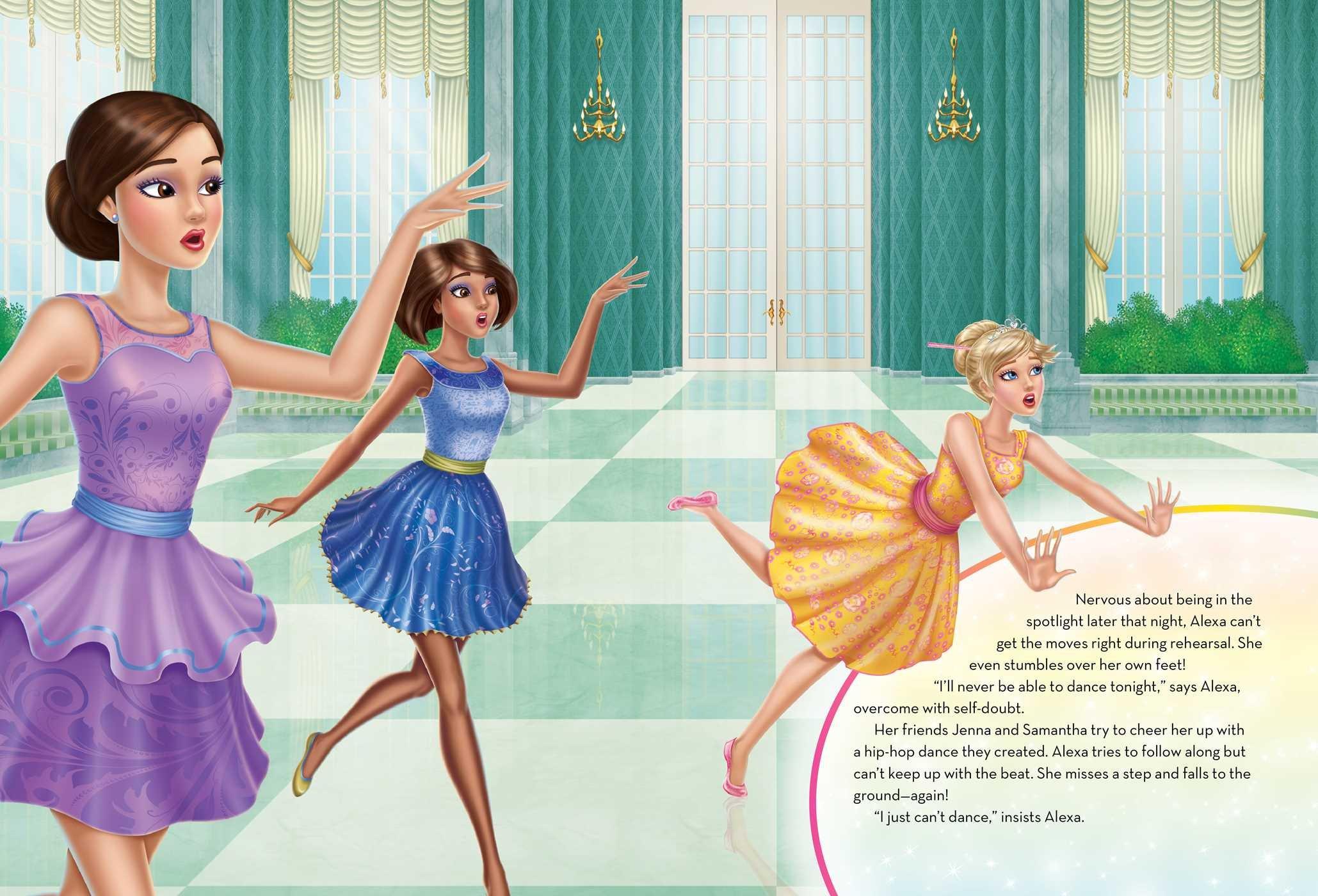 barbie sd the book