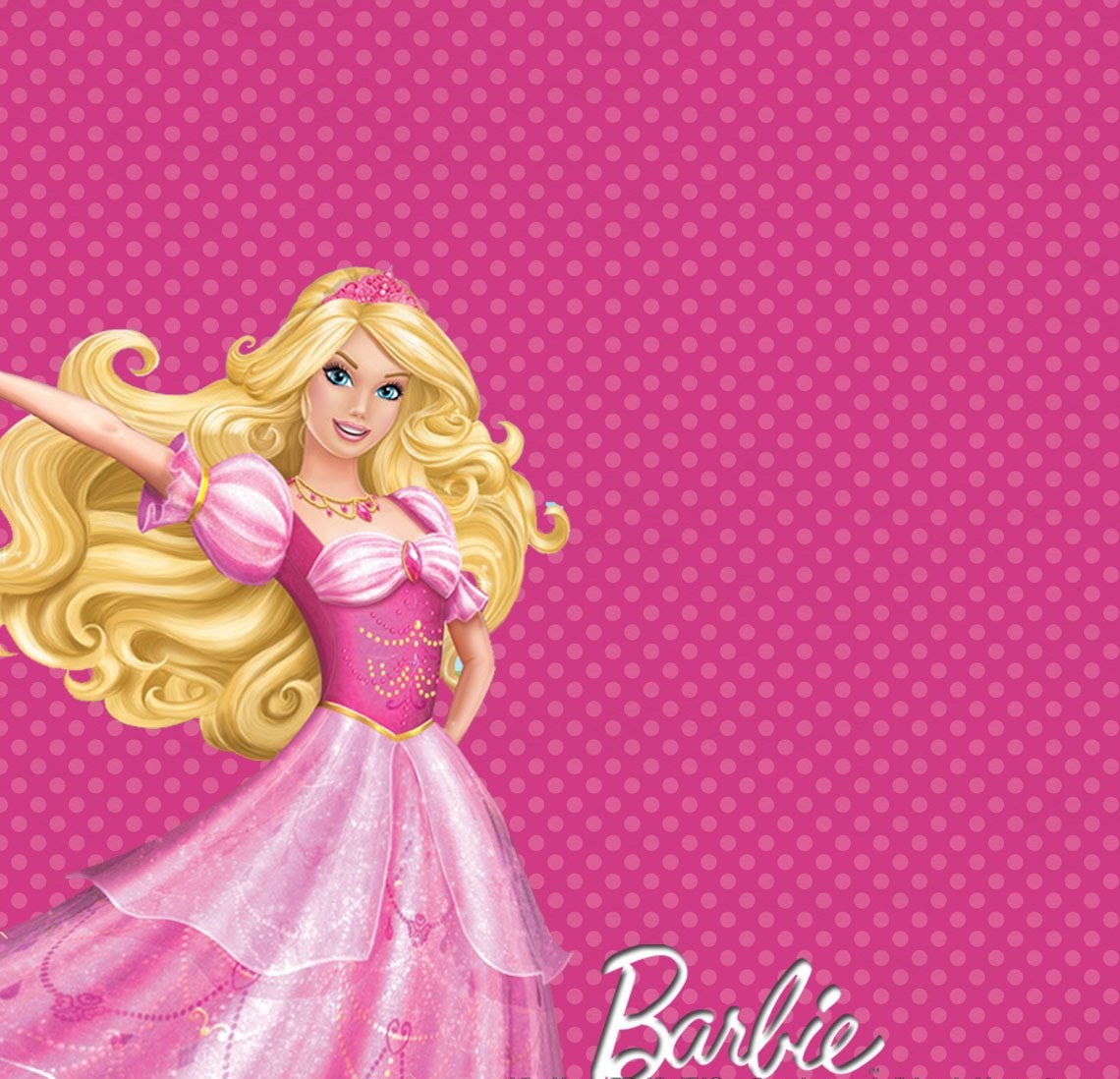 barbie wolpeyper