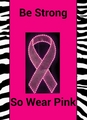 be - strong - breast-cancer-awareness photo