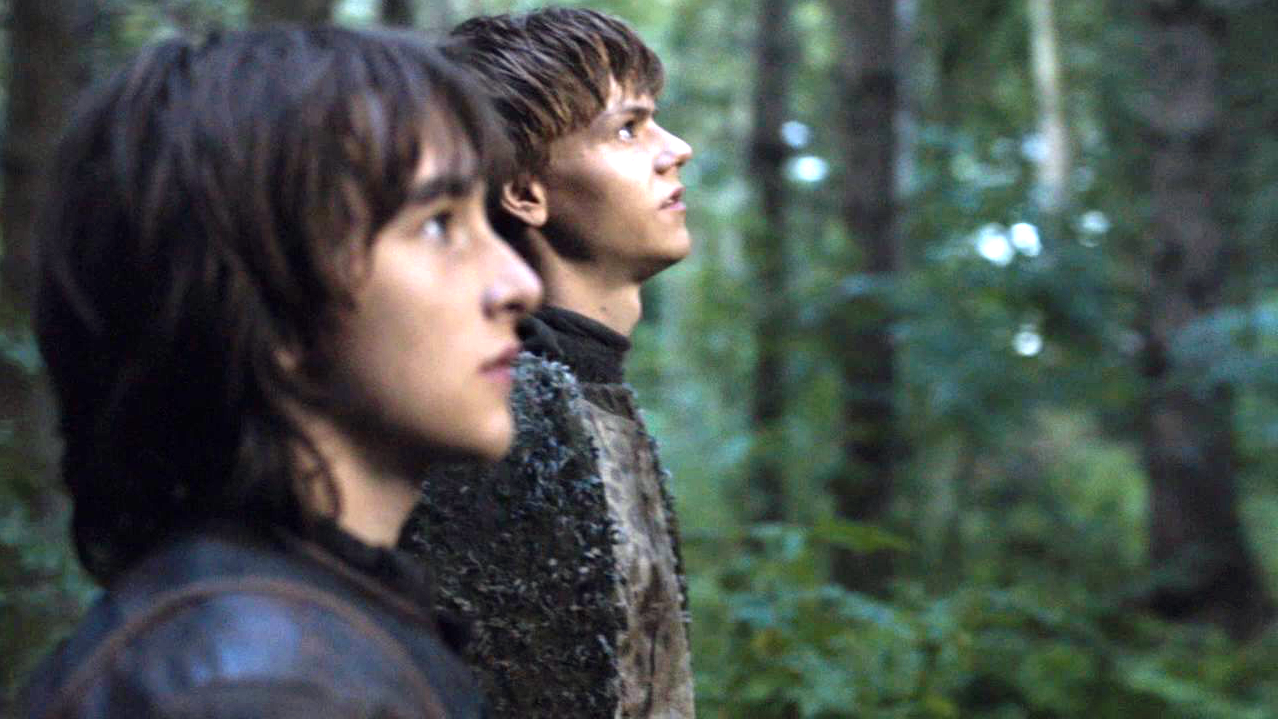 bran and jojen - Bran Stark Photo (37237606) - Fanpop