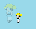 bubbles wallpaper - bubbles-powerpuff-girls wallpaper