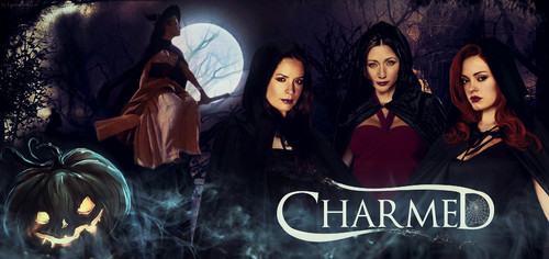 Charmed wallpaper entitled charmed halloween