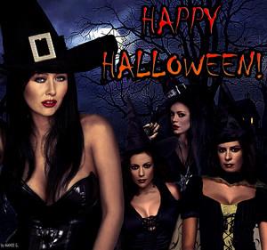 Charmed Halloween