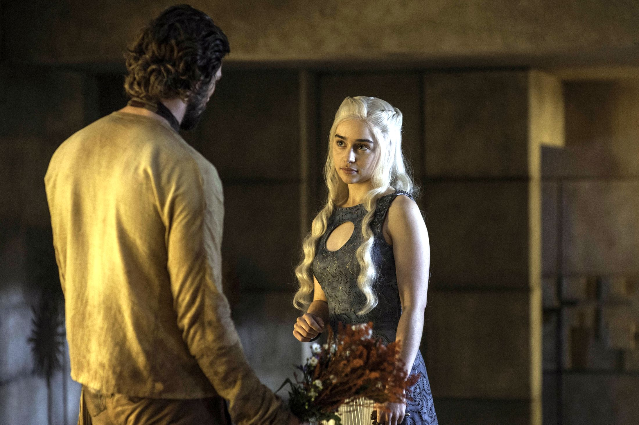 dany and daario - Daenerys Targaryen Photo (37237687) - Fanpop Daario Naharis Daenerys