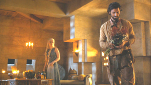 dany and daario