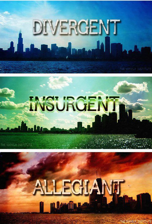 Download Insurgent (Divergent, #2) by Veronica Roth