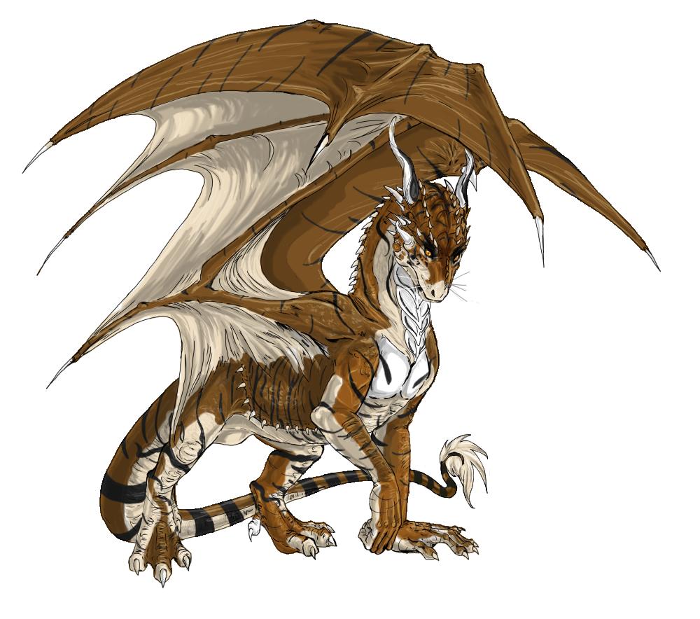 dragon triger