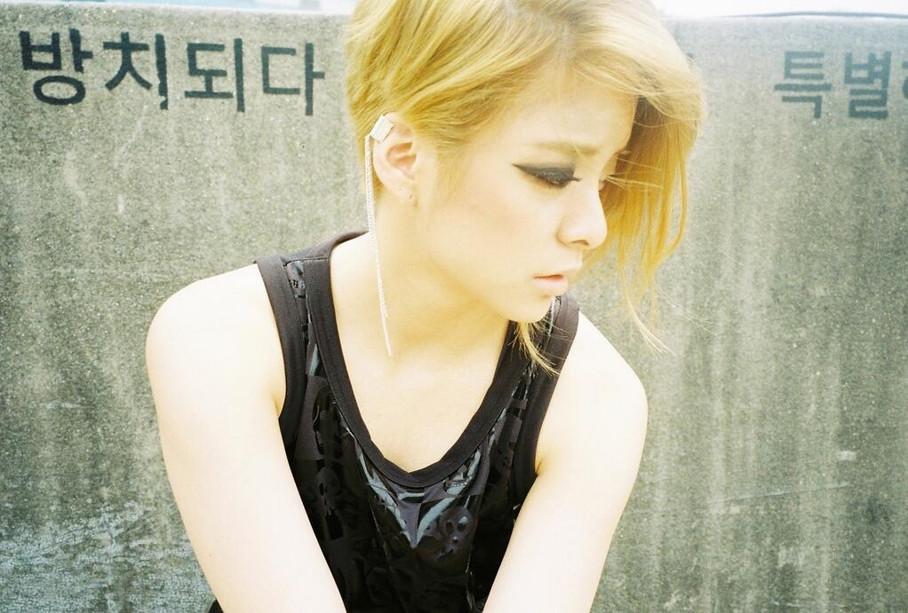 "f(x) ""Red Light"" Amber teaser - Amber Liu Photo (37261976 ... F(x) Amber Red Light"