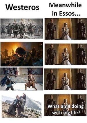 Westeros vs. Essos
